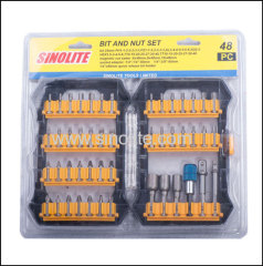 48pcs Magnetic nut set