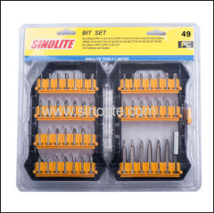 49pcs Magnetic nut set