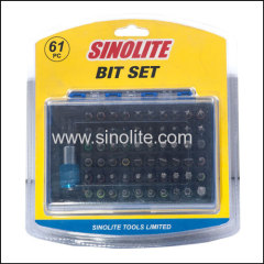 61pcs Magnetic nut set