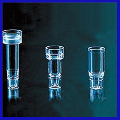 medical sample cup with immune luminescence analyzer