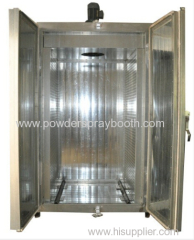 Best Quality Powder Coating Oven