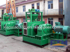 FTM Coal Briquette Machine in China