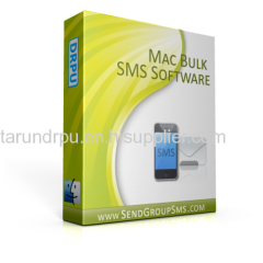 Bulk SMS Sender Software Mac Edition