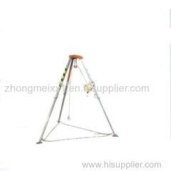 .Emergency Rescue Tripod with CE certificate