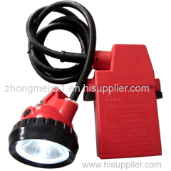KL4LM LED Miners Headlamp with Unit Charger
