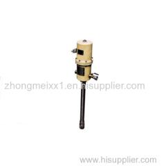 QB pneumatic grouting pump