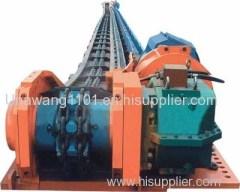 China Manufacturer Scraper Chain Coveyor Machine