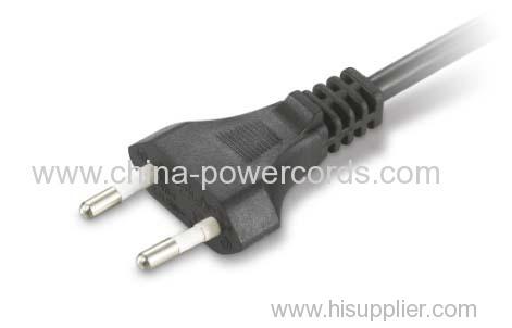 Israeli plug 2 wire