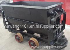Mining Coaling Transportation Rocker Dump Car