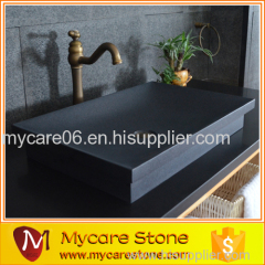 Professional Nero marquina marble vessel sink cheap
