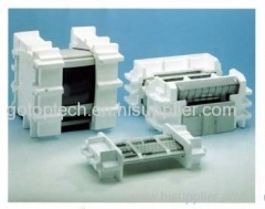 eps packaging mould and eps packing mould with eps material and complete eps moulds with filling gun and ejectors