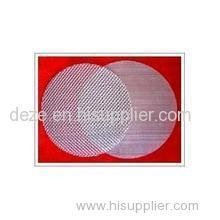 High quality rubber Mesh Filter