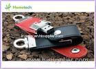 High Speed 2.0 Leather USB Flash Disk 1GB 2GB 4GB 8GB 16GB 32GB USB Sticks