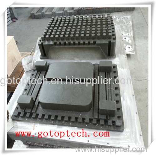 EPS packaging mold for electrical or industry products