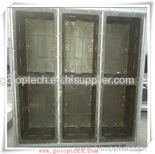 eps packing mold for packing fish and seafood on thermocol machine