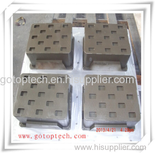eps box mould with eps machine polystyrene machine