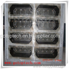 eps roof mould for house floor insulation by EPS machine