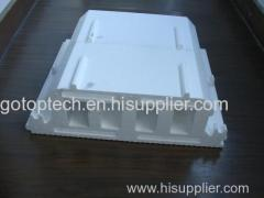 eps mold making floor or roof with eps shape moulding machine