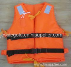 marine life vest lifejacket