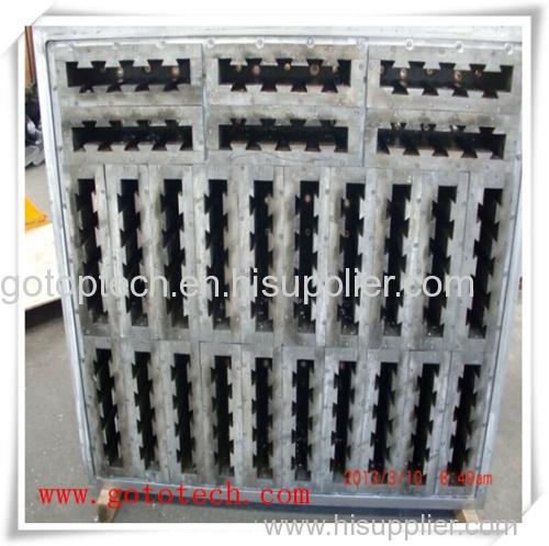 Eps foam muld for eps block insert buiding or insulation for Foam block floor