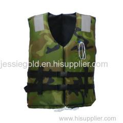 marine military life jacket