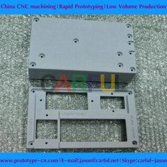 PrecisionAluminum China CNC manufacturing
