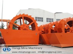 Sand Washer Machine for Sand Washing Line on sale