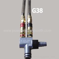 powder injector powder coating gun spare part 391530