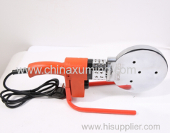 red color plastic pipe welding machines