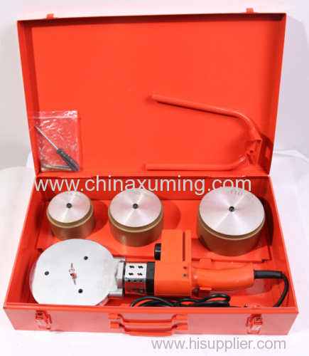 plastic pipe welding machines from 75 to 110mm