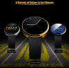 2015 new bluetooth smartwatch for IOS an android mobile phone with heart rate monitor bluetooth wristwatch