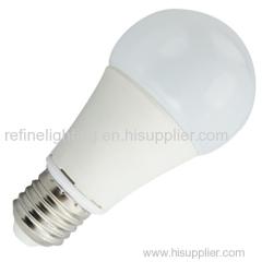 11W LED bulb A60/A19 1100lm 2835SMD Plastic body