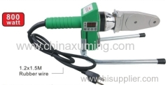 plastic pipe welding machine with digital dispaly from dn20 to dn32