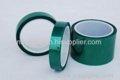 Green Polyester tape for PCB plating