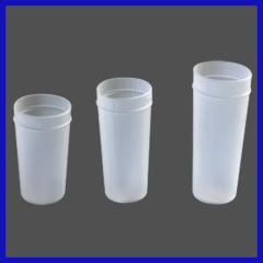 medical blood sample cup