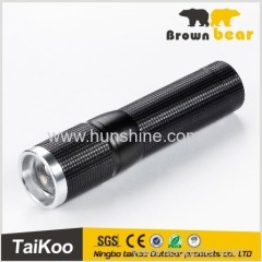 aluminum q5 led flashlight