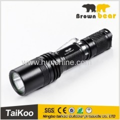 hot sale good ues xml-u2 high lumen tactical flashligh