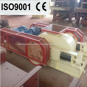 new Double roller crusher