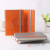 Customize hardcover Pu leather notebooks
