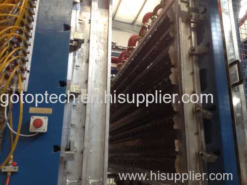 EPS foam mould making eps cornors inside decoration from China