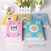Cute hardcover school notebooks cheap stationery iterms