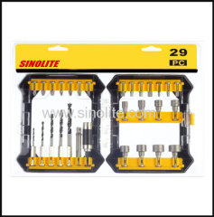 Magnetic nut set 29-1pcs