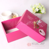 Custom printed paper box luxury cosmetic packaging box