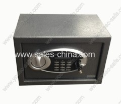 Residential Home electronic safe deposit box with small size 250H*350W*250D
