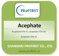 acephate --- Systemic insecticide --- 30560-19-1