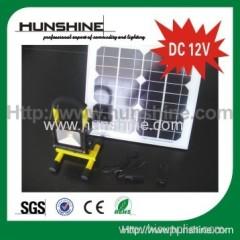 DC 12V 10W solar led garden light