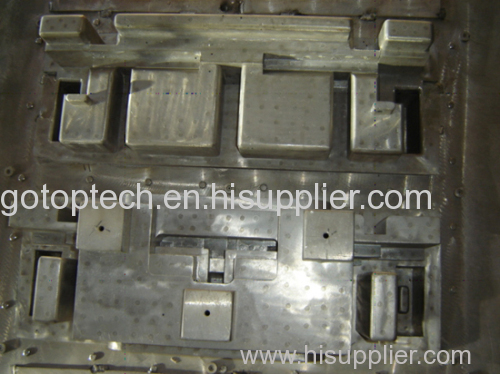 eps mould making eps packaging box with eps foam machine