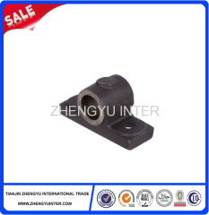 Grey iron bearing support Casting Parts price