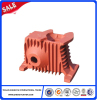 Ductile iron gear reducer casting parts