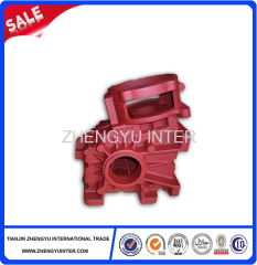 Ductile iron speed reducer casting parts price
